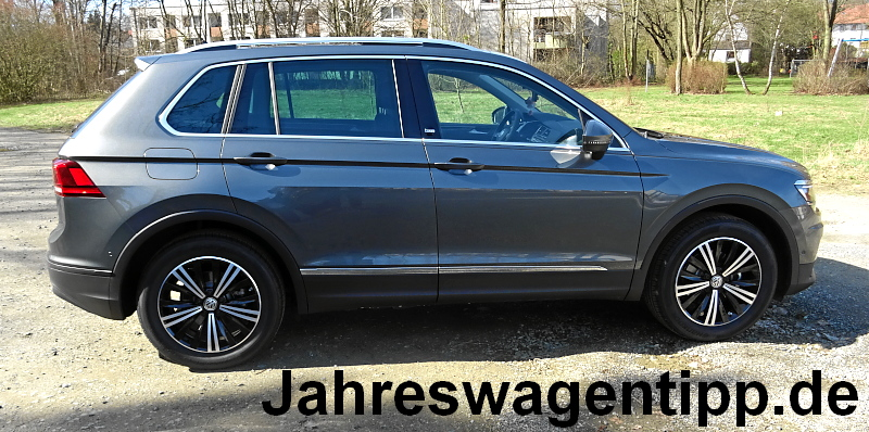 tiguan sound jahreswagen vw dsg benzin 110 kw von. Black Bedroom Furniture Sets. Home Design Ideas