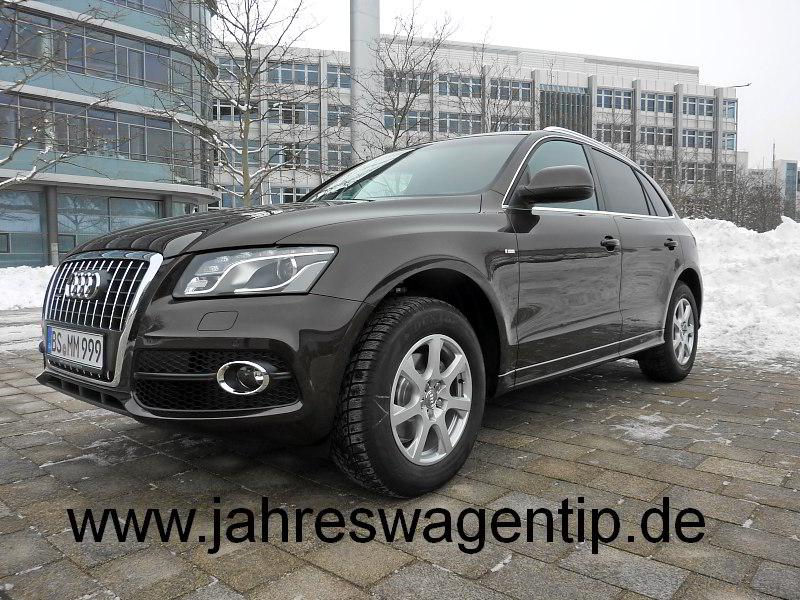 Audi Q5 Jahreswagen http://www.jahreswagentip.de