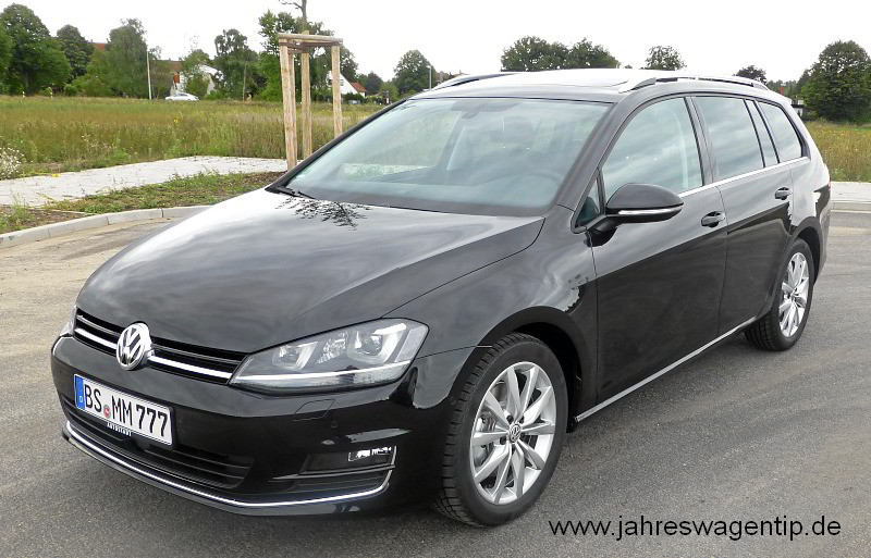 golf 7 variant highline tdi dsg vw tiguan jahreswagen benzin von werksangeh rigen. Black Bedroom Furniture Sets. Home Design Ideas