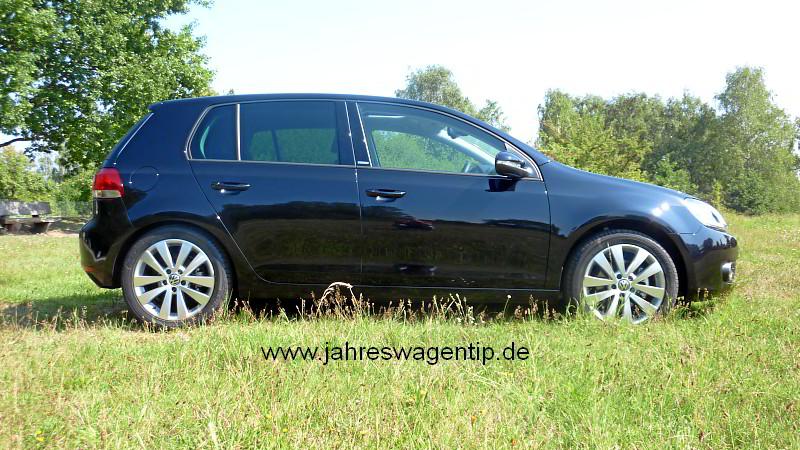 Golf jahreswagen http://www.jahreswagentip.de
