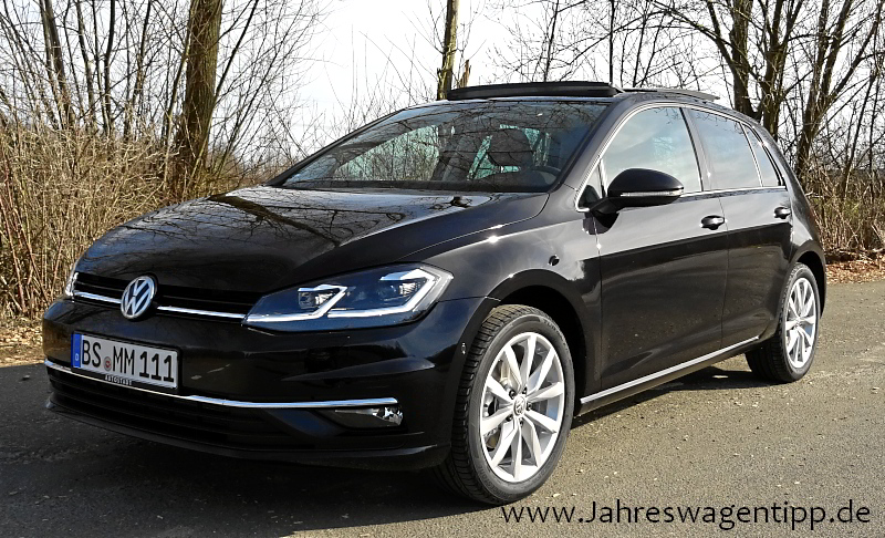 golf 7 highline dsg tsi facelift neues modell. Black Bedroom Furniture Sets. Home Design Ideas