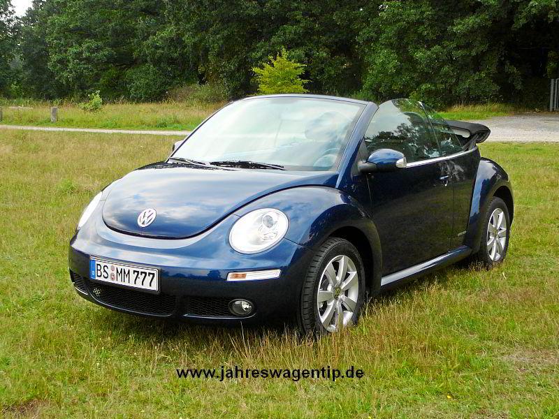 jahreswagen new beetle cabrio united. Black Bedroom Furniture Sets. Home Design Ideas